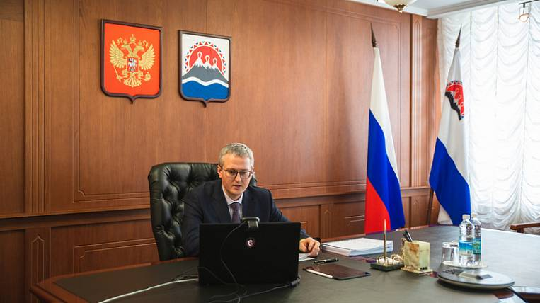Solodov will dismiss the government of the Kamchatka Territory