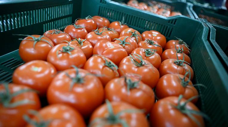 Primorye again left without vegetables from China