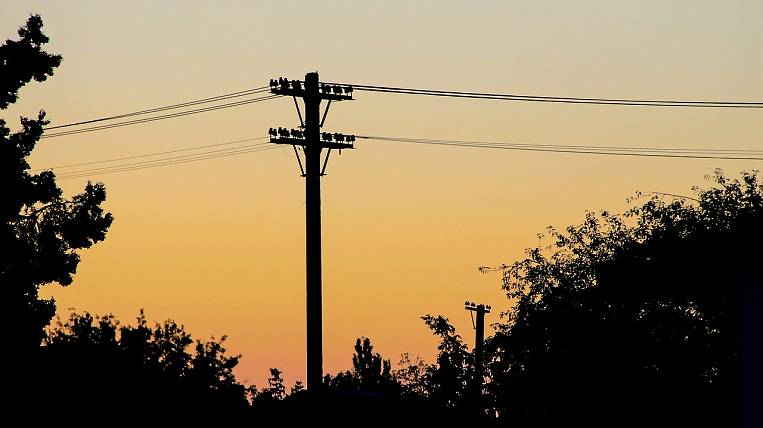 The center of Yuzhno-Sakhalinsk remained without electricity