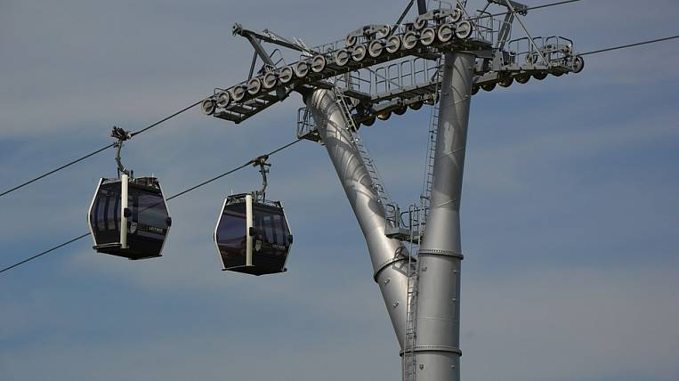 The cable car from Blagoveshchensk to China will begin to build in July