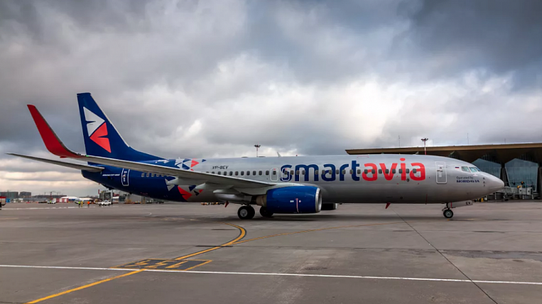 Smartavia will replace Pobeda on flights Moscow - Ulan-Ude