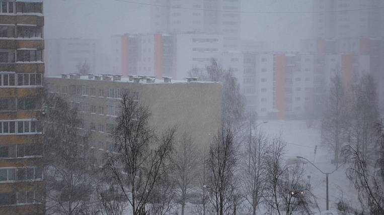 Bad weather is expected in the north of the Khabarovsk Territory