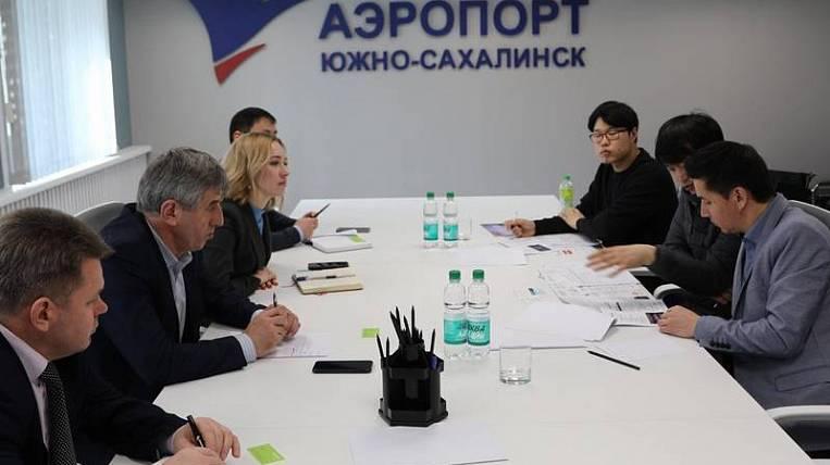 Korean airlines plan to fly to Sakhalin