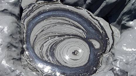 Fat of the Earth: mud volcanoes of Sakhalin
