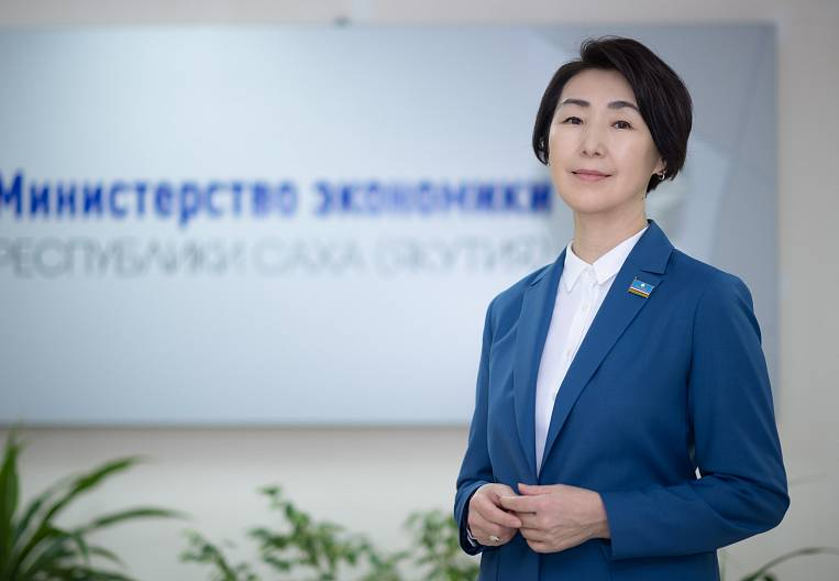 Maya DANILOVA: Our goal is to broadcast the best practices to improve the business climate throughout the republic
