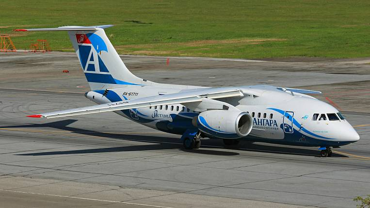 The issue of the acquisition of new AN-148 by the Angara airline with the participation of budget funds will be considered on behalf of Sergey Levchenko