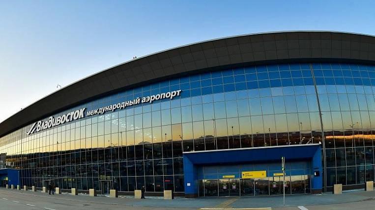 International airport reduces opening hours in Vladivostok