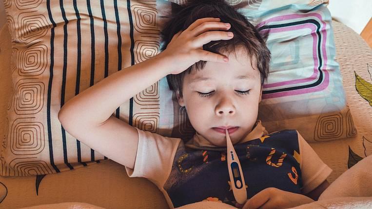 Symptoms of coronavirus in children called doctors