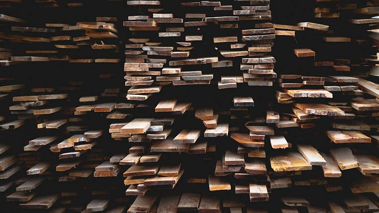 Lumber smuggling prevented in Angara