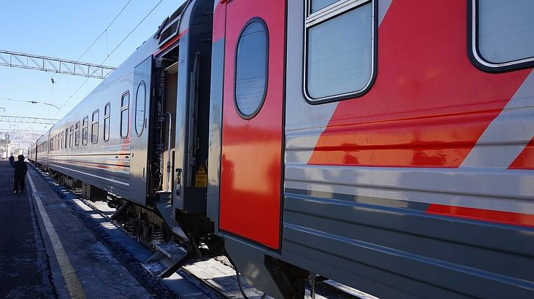 Tourists from 12 countries will travel on a charter train from Moscow to Ulan-Ude