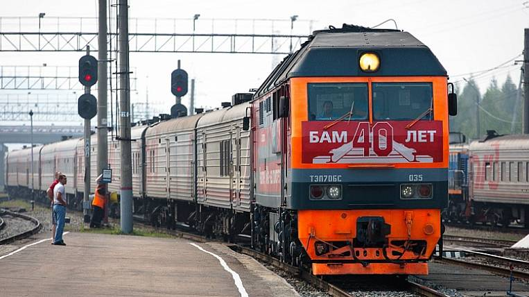 The funds of the NWF allocated for the modernization of the Baikal-Amur and Trans-Siberian highways remained on the deposit of RZD