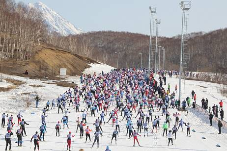 The athlete died at the Avachinsky Marathon in Kamchatka