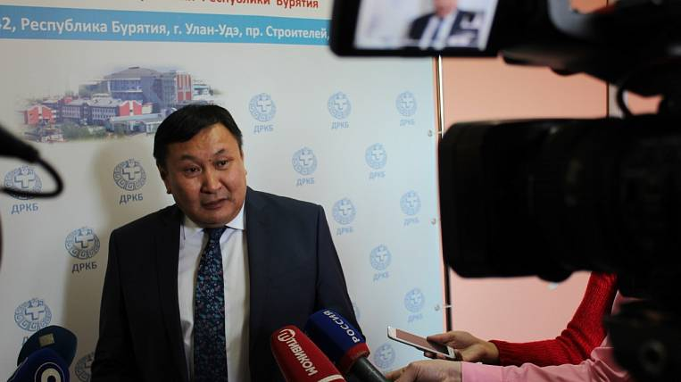 The head of the Ministry of Health of Buryatia resigns