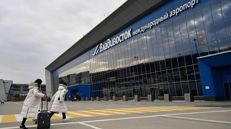 Fog prevents planes from landing in Vladivostok