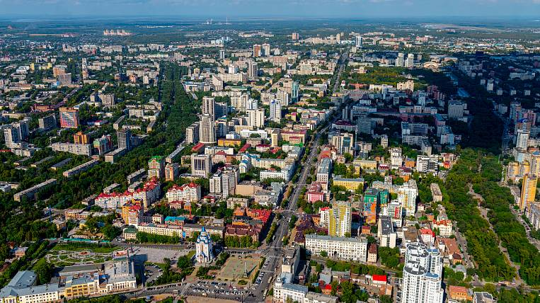 Khabarovsk Territory for the year