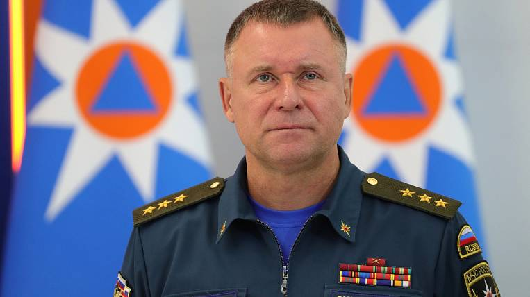 Zinichev: the flood situation in the Far Eastern Federal District will improve this week