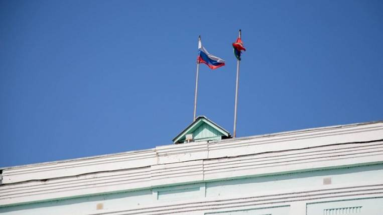 The first candidate nominated himself as head of Blagoveshchensk