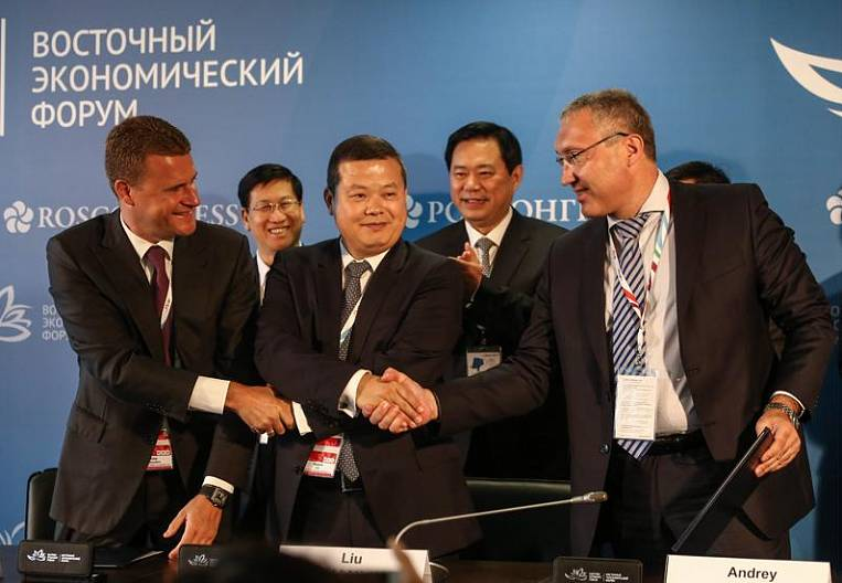 The Far East: creating a new reality