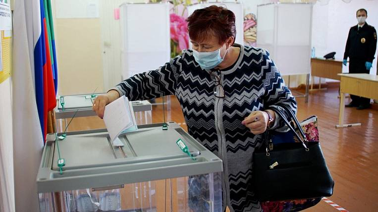 In the Khabarovsk Territory, northern regions vote more actively