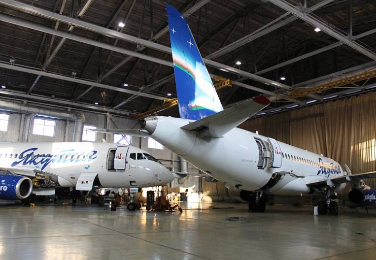 Yakutia Airlines faces steep dive