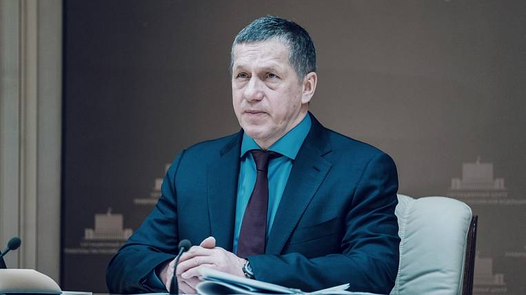 Trutnev advised the head of Kamchatka to dismiss ineffective officials