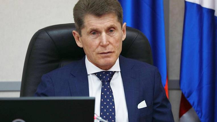 Former candidate for governor of Primorye accused the head of the region of bribery