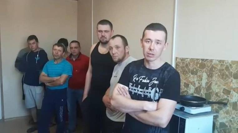 Shift workers from Bashkiria are stuck in the Far East