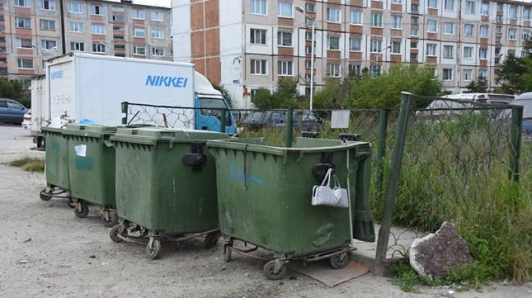 They want to introduce the emergency mode because of the accumulated garbage in Magadan