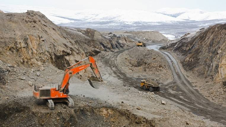 Gold mining rose in Magadan region despite pandemic