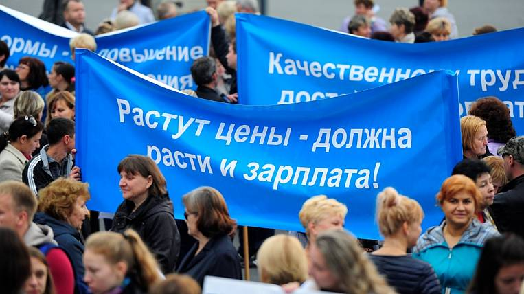 Minimum wage increases are sought in Primorye