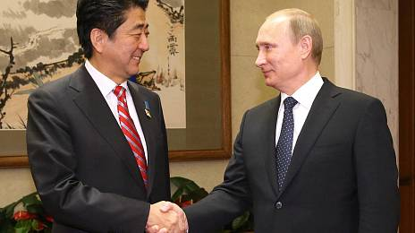 Shinzo Abe: You can not allow challenges to the world order