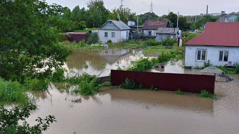 Urgent evacuation of the population is in Ussuriysk