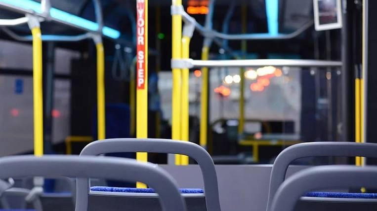 Amur Region will spend 50 million rubles on new passenger buses