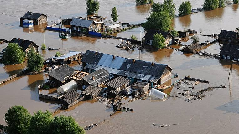 Insurance companies will recover only a small part of the damage from the Irkutsk flood