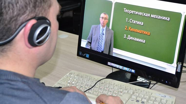 The terms of distance learning for schoolchildren were determined in the Angara region