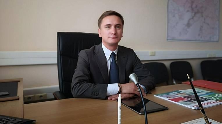 Minister of Digital Development fired in Primorye