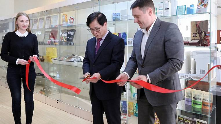 Primorye and South Korean province will open pavilions for export