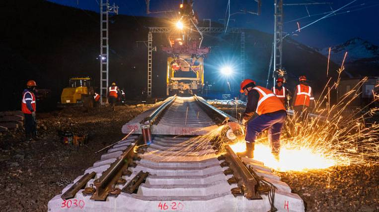 Russian Railways have developed options for the third stage of the BAM expansion