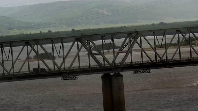 Emergency mode due to emergency bridge over Zeya removed in Blagoveshchensk