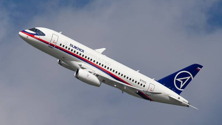 Far Eastern airline will buy 60 SSJ 100 aircraft