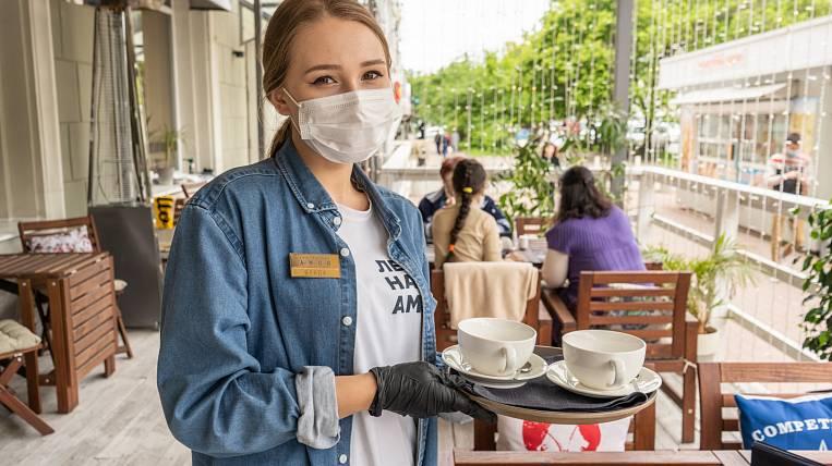 More than 50 summer cafe verandas opened in Khabarovsk