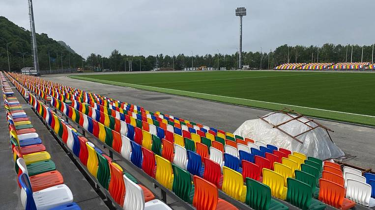 Trutnev will support the improvement of the Spartak stadium in Kamchatka