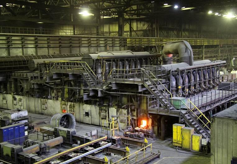 Modernization in full swing: Amurstal on the way to design capacity