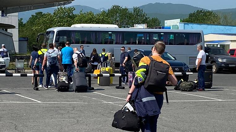 A new group of doctors from Moscow arrived in Kamchatka
