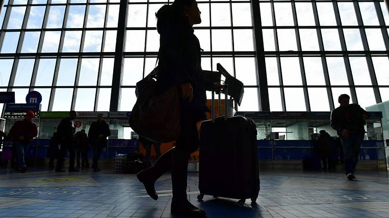 Several flights canceled in Primorye due to cyclone