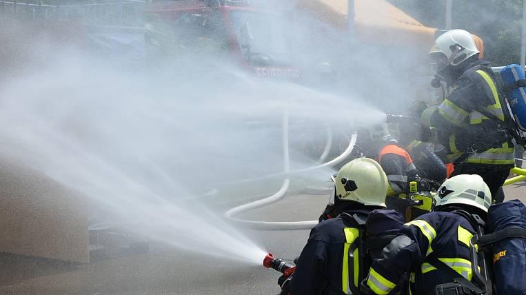 Kindergarten in Sakhalin evacuated due to smoke