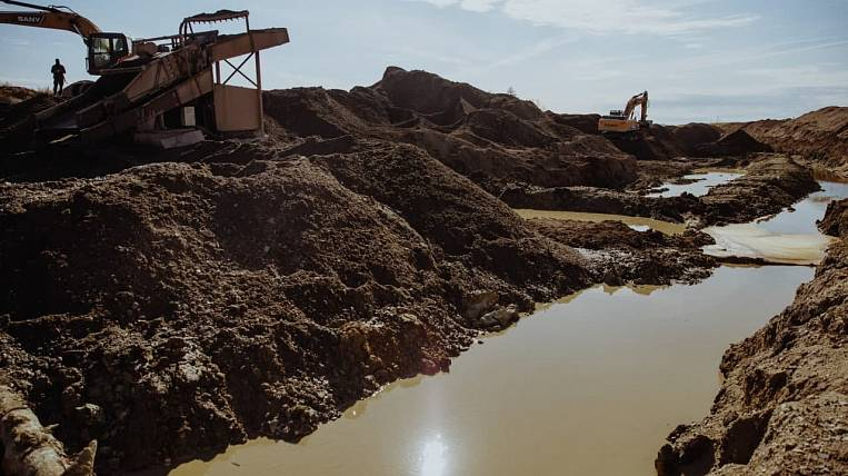 Gold miners of the Amur Region will pay multimillion-dollar fines