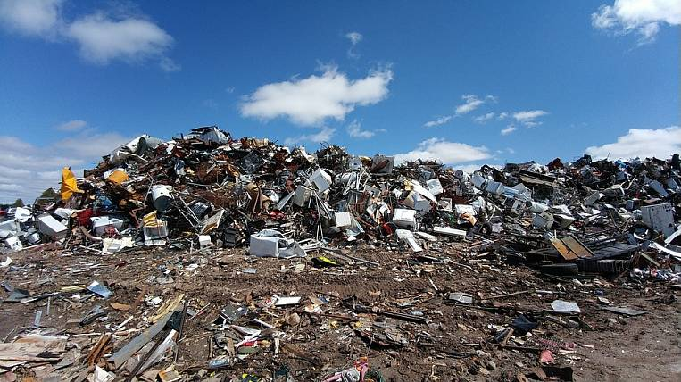 In the Amur region, two landfills are being eliminated as part of the Ecology national project