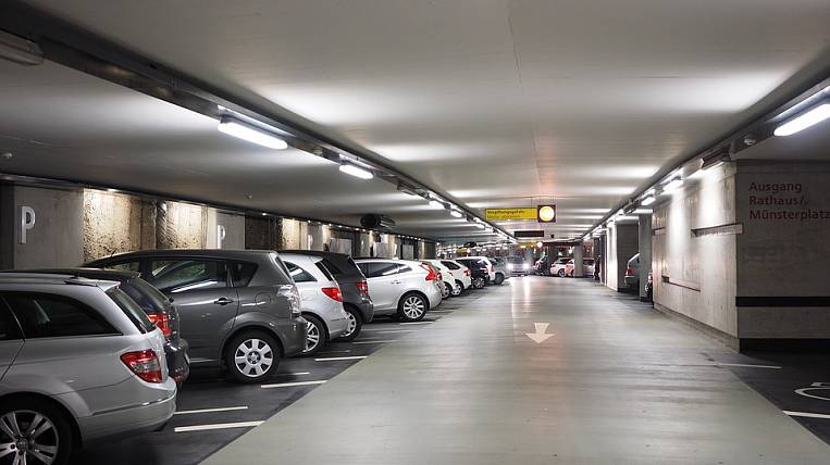 Vladivostok will receive 200 million rubles in parking lots