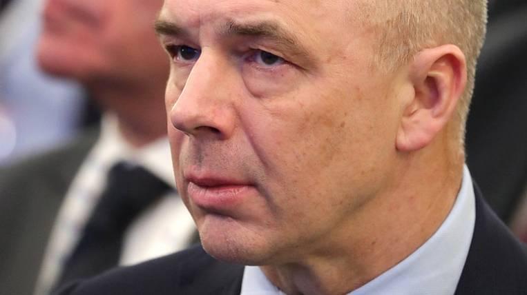 Siluanov criticized border checkpoints in Primorye